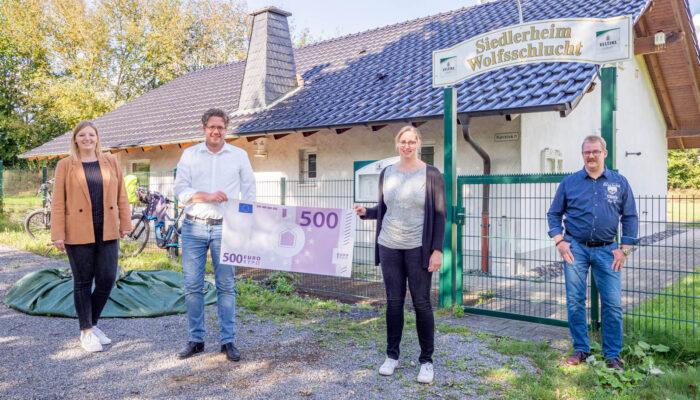 Siedlergemeinschaft Wolfsschlucht Arnsberg