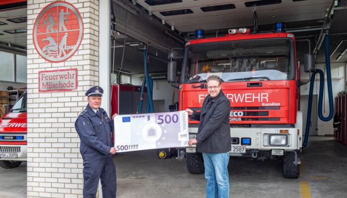 freiwillige Feuerwehr Müschede